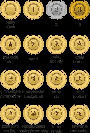 ikony na dyplom