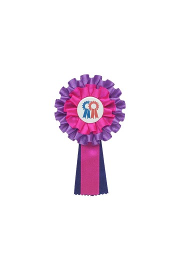 Double Rosette 1-2 Small